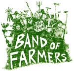 Band of farmers logo